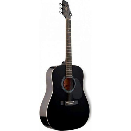 STAGG SW-201BK western gitár