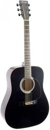 STAGG SW203-BK western gitár