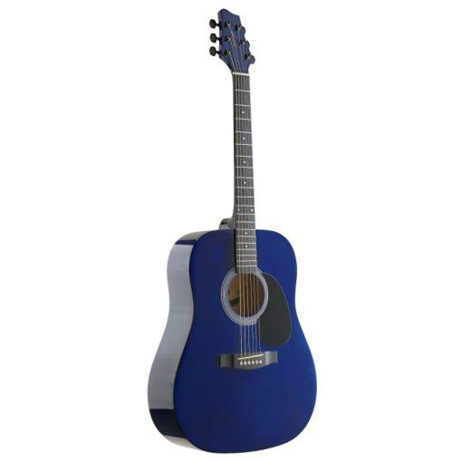 STAGG SW-203TB kék western gitár