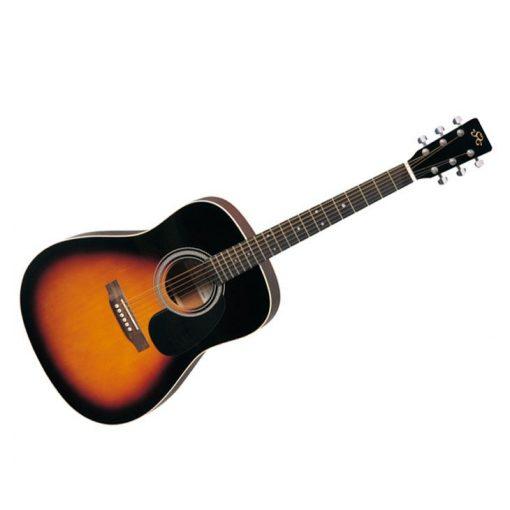 SX MD 160 VS western gitár