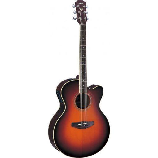 YAMAHA CPX-500 II elektroakusztikus gitár
