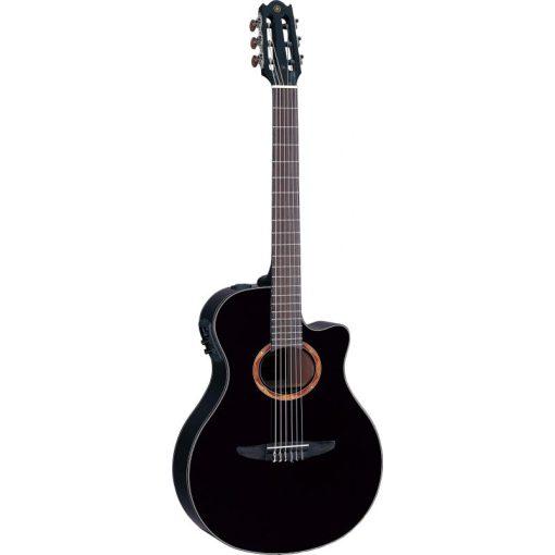 YAMAHA NTX-700 BLACK elektroakusztikus gitár