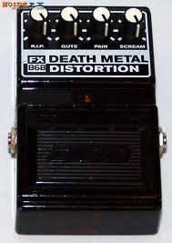 DOD FX-86B DISTORTION effekt pedál