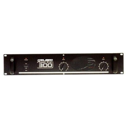 CARLSBRO 300-as 2X150 wattos végfok erősítő