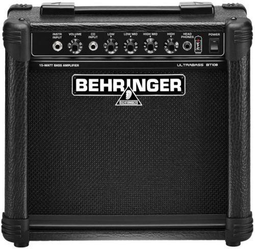 BEHRINGER ULTRABASS BT108 combo basszusgitár erősítő