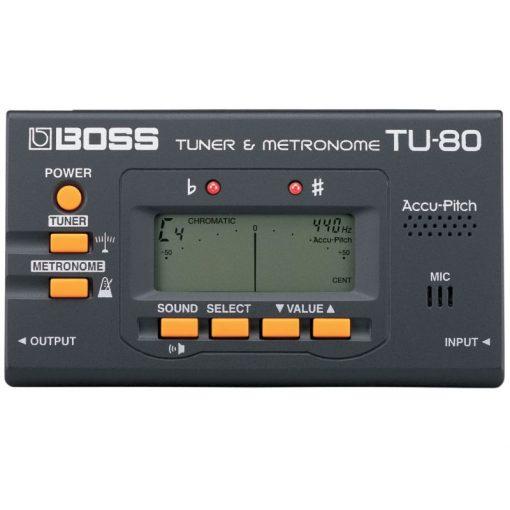 Boss TU 80 hangológép