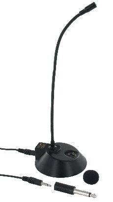 AV-JEFE PA331 talpas mikrofon
