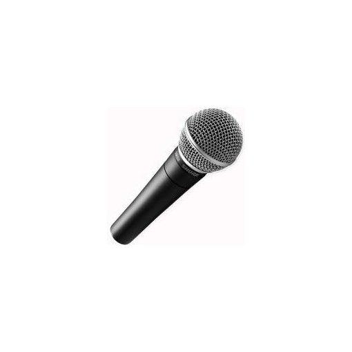SHURE SM58 LCE mikrofon