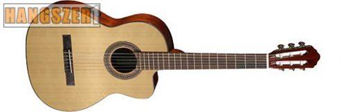 Cort AC120 CE OP Elektro-akusztikus klasszikus gitár