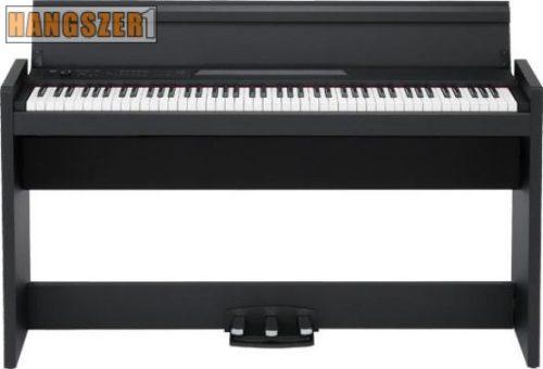 Korg LP-380 BK digitális zongora +AJÁNDÉK fejhallgató!