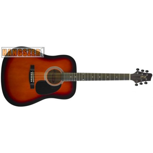 STAGG SW-201-VS western gitár