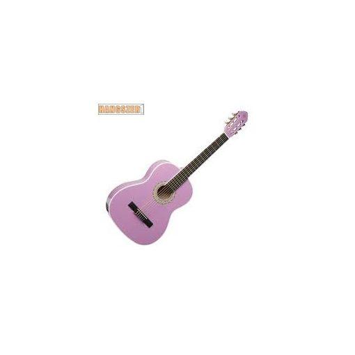 EKO CS 10 Violet klasszikus gitár 4/4-es