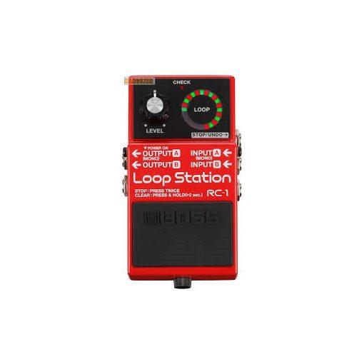 Boss RC-1 loop station pedál