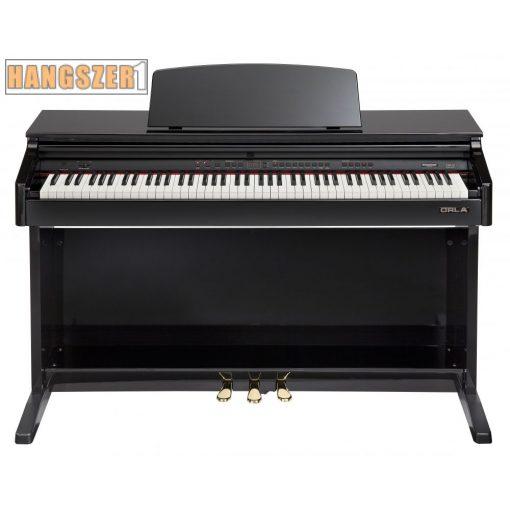 Orla CDP10 HI BK digitális zongora +AJÁNDÉK fejhallgató!