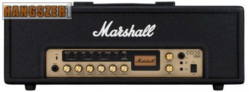 Marshall Code 100H gitárerősítő+ajándék lábkapcsoló