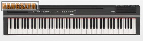 Yamaha P-125 B digitális zongora