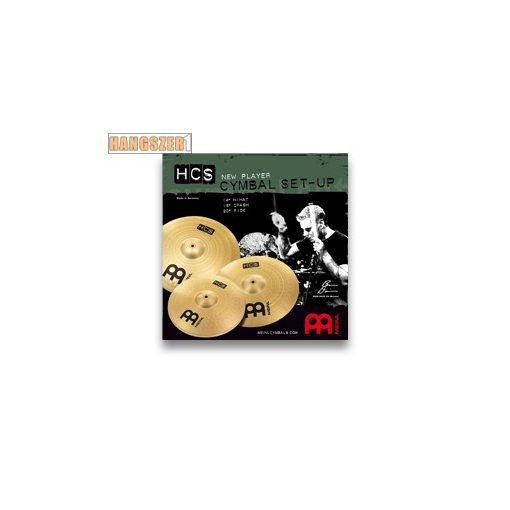MEINL HCS-3 cintányér szett