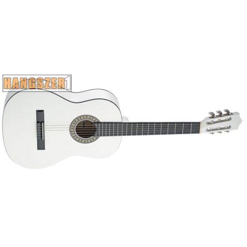EKO CS 10 WH. klasszikus gitár 4/4-es
