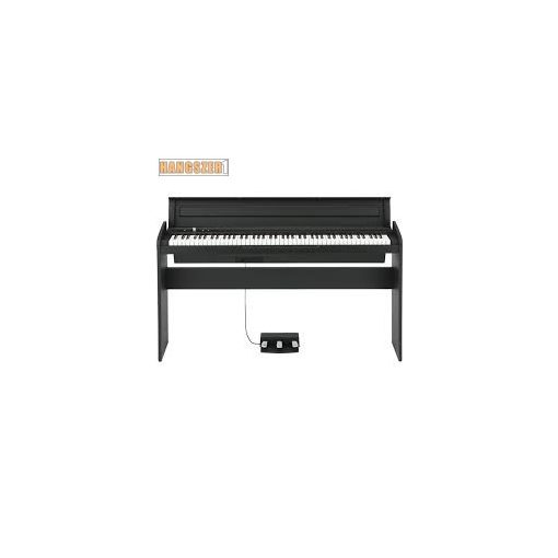 Korg LP 180 BK digitális zongora Ajándék fejhallgató