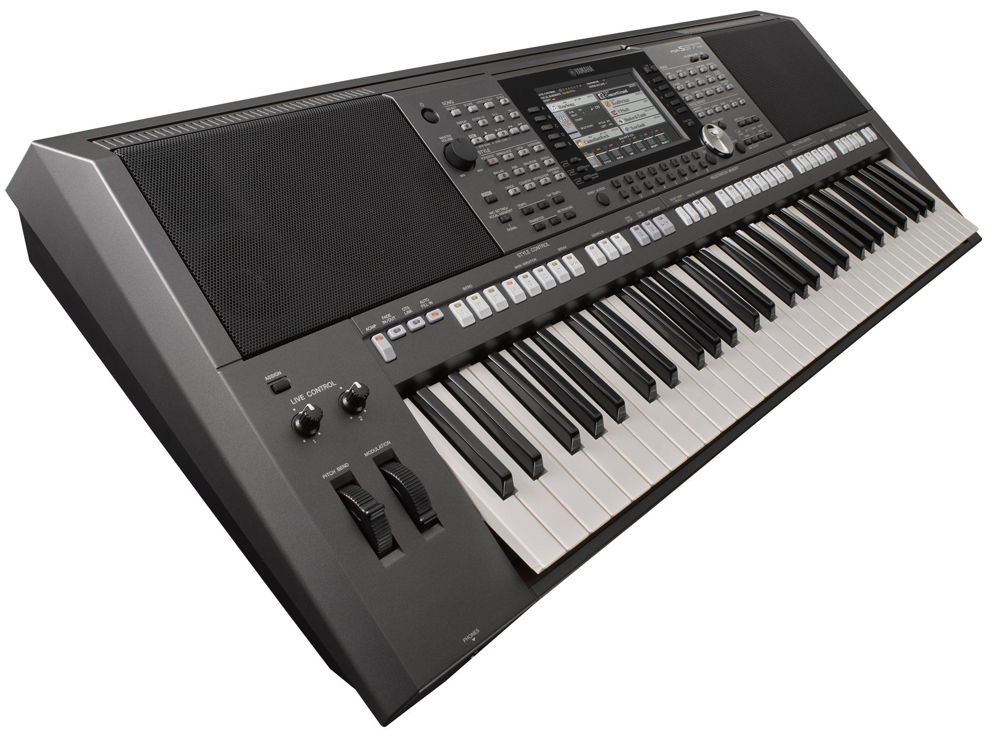 Yamaha PSR S970