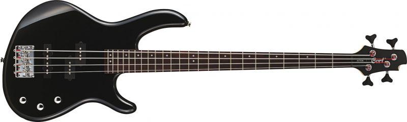 CORT Action Bass BK Elektromos Basszusgitár