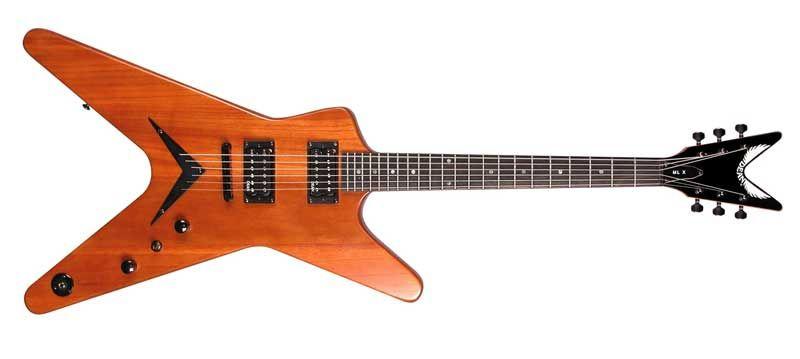 DEAN ML-XM X FORMA HEAVY METAL elektromos gitár