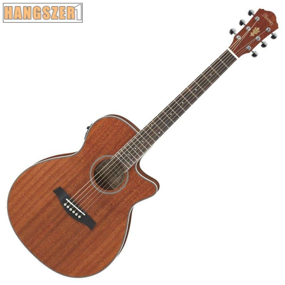 IBANEZ AEG 8 II OPN elektroakusztikus western gitár