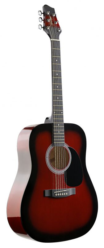 STAGG SW-201-RDS western gitár