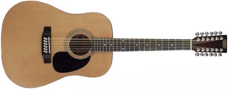 STAGG SW-205 western gitár 12 húros
