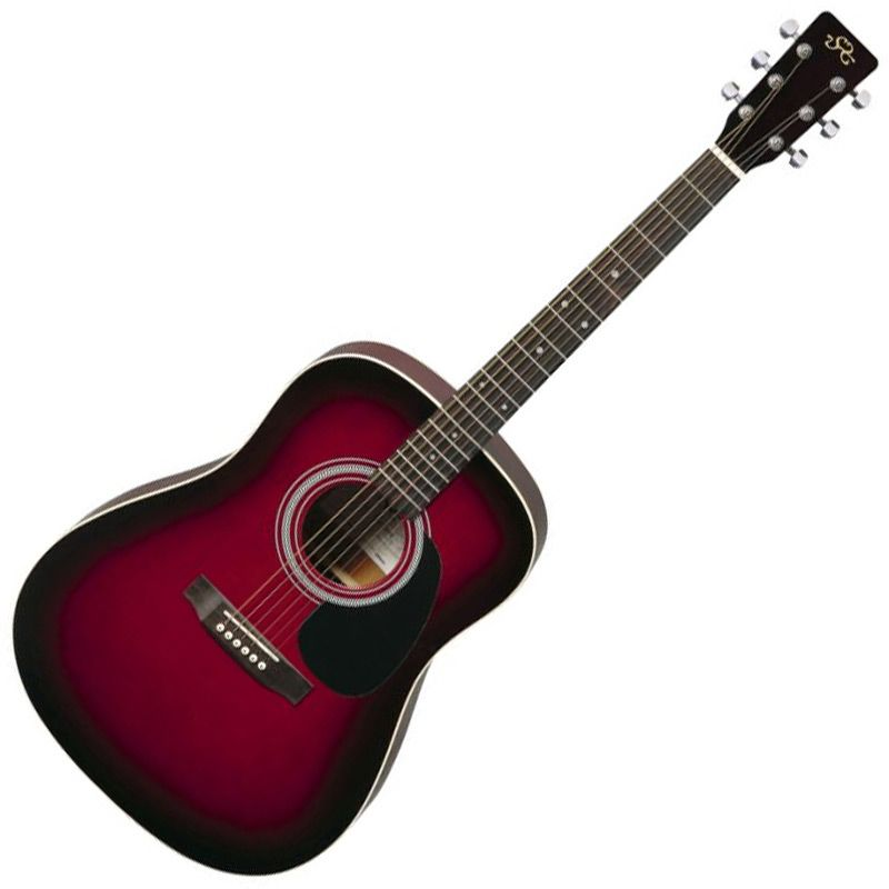 SX MD 160/RDS western gitár