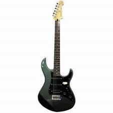 YAMAHA PACIFIC 112 zöld elektromos gitár