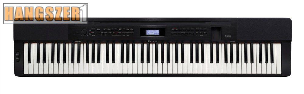 Casio Privia PX360M BK digitális zongora