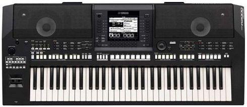 Yamaha PSR A2000 kisérőautomatikás szintetizátor +ajándék X-állvány