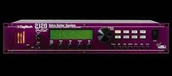 DIGITECH 2120-as gitár effekt processzor