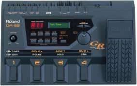ROLAND GR-33 gitár szintetizátor