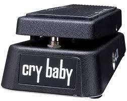 DUNLOP CRY BABY GCB-95 wah-wah effekt pedál