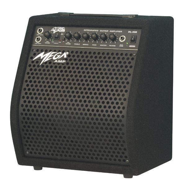MEGA DL30R combo gitár erősítő