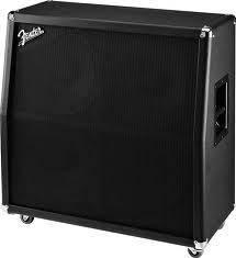 FENDER ROCK PRO 412 gitár hangfal