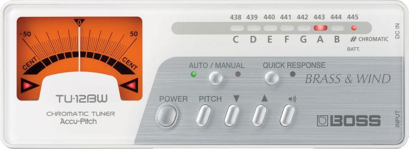 Boss TU 12 BW hangológép