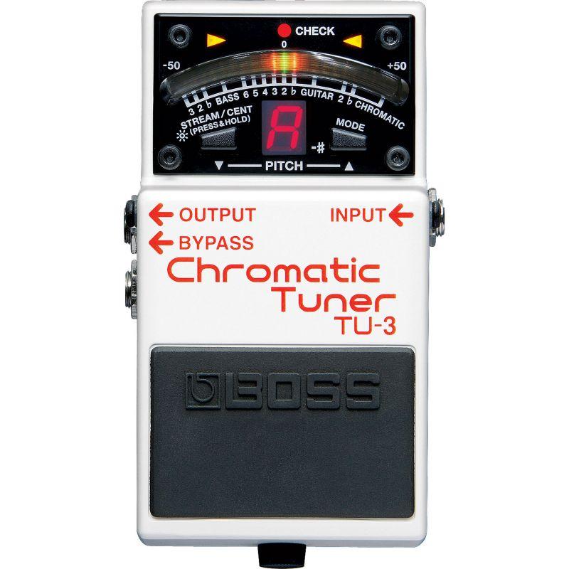 Boss TU 3 hangológép