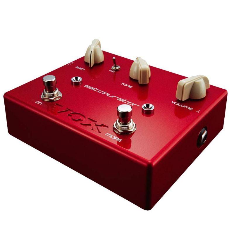Vox JS-DS Joe Satriani torzító pedál