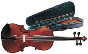 STAGG VL 1/4 hegedű 1/4-es