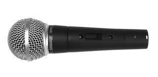 SHURE SM58 SE kapcsolós mikrofon