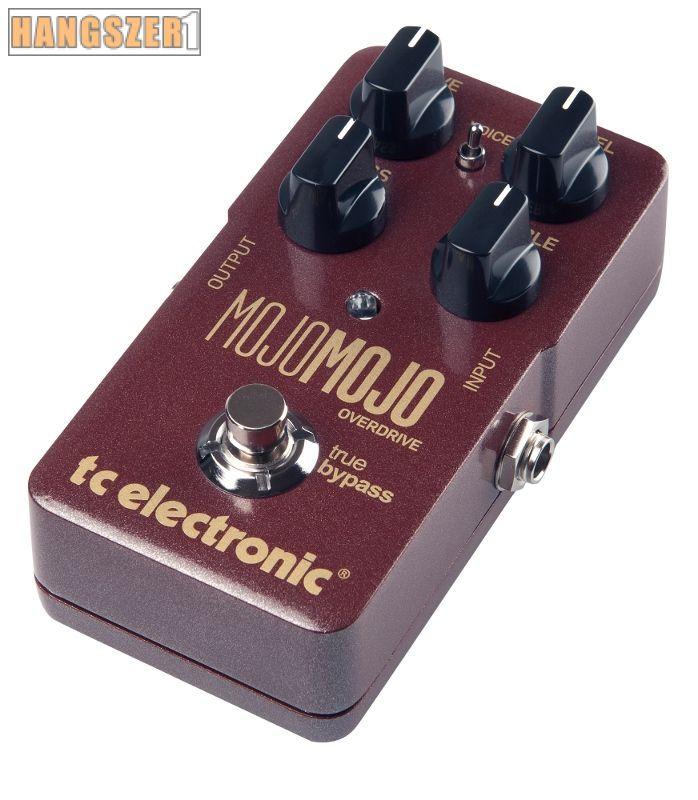 TC Electronic MojoMojo Overdrive effekt pedál