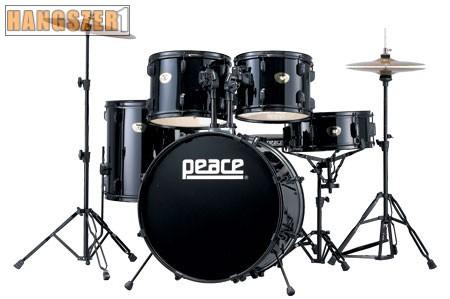 Peace DP 101 akusztikus Dobfelszerelés+Ajándék dobszék+cinek
