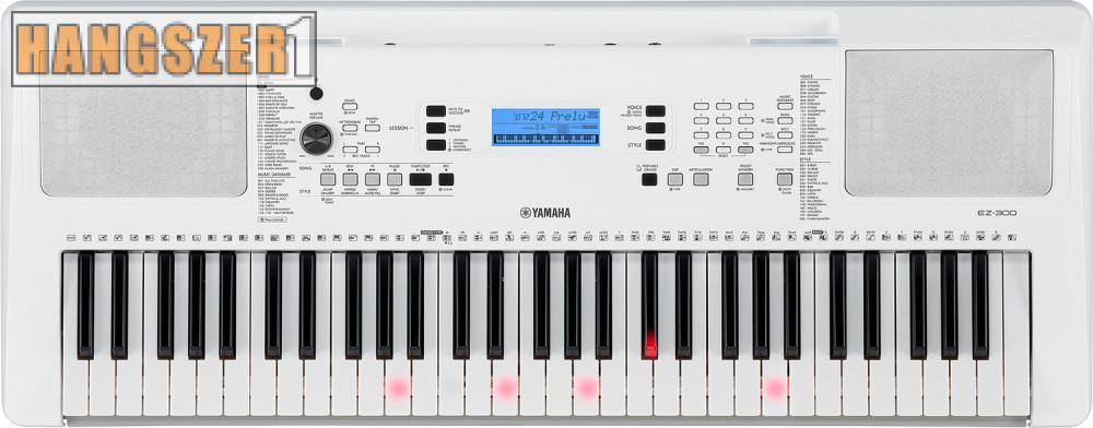 Yamaha EZ-300 szintetizátor
