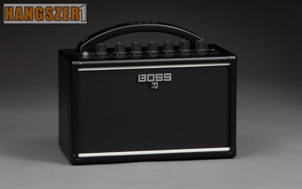 Boss Katana-Mini gitárkombó erősítő