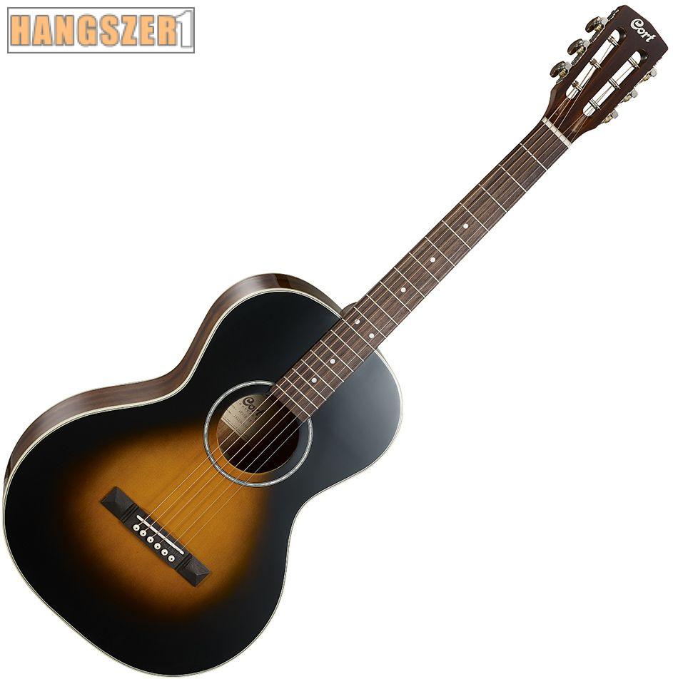Cort AP 550 VB akusztikus gitár+Ajándék hangoló síp