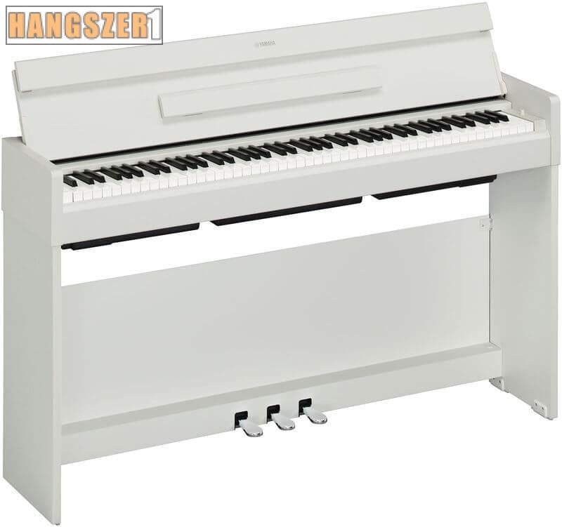 Yamaha YDP S52 WH digitális zongora ajándék felhallgatóval