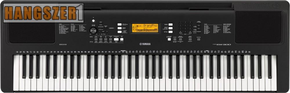 Yamaha PSR-EW310 szintetizátor